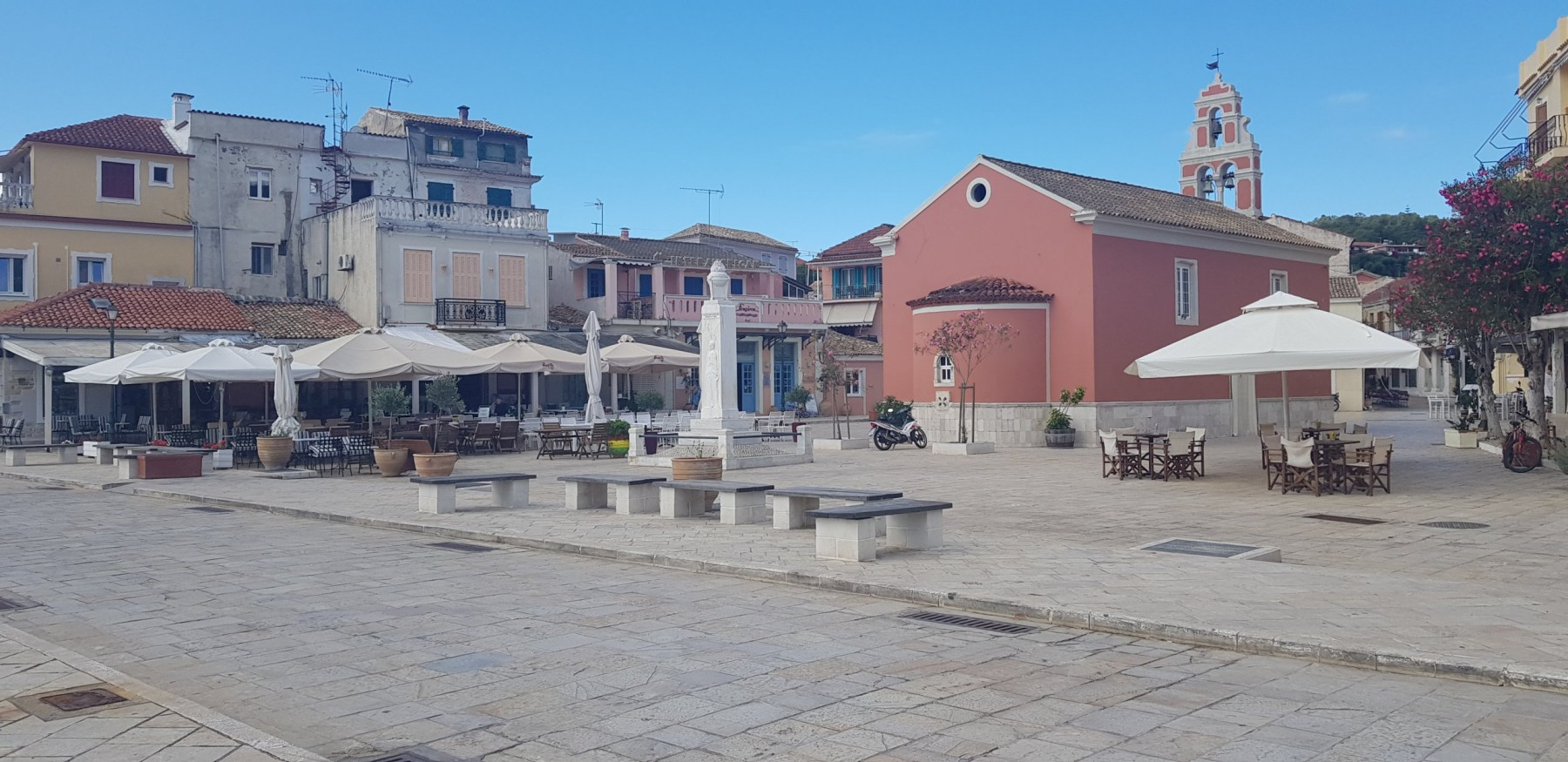 Gaios Main Square
