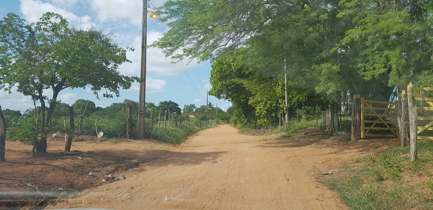 Old Arapiraca Road