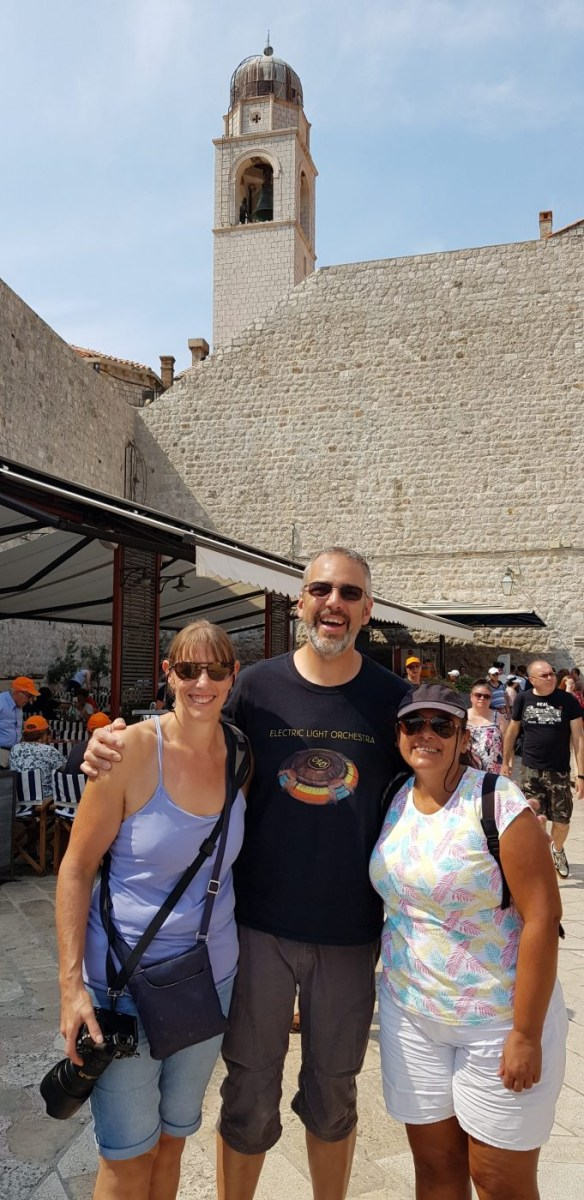 Paul and Chanon, Dubrovnik, Sept 2019