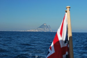 Goodbye to Gibraltar ......