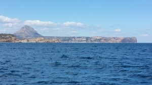 Cabo San Antonio, south of Denia