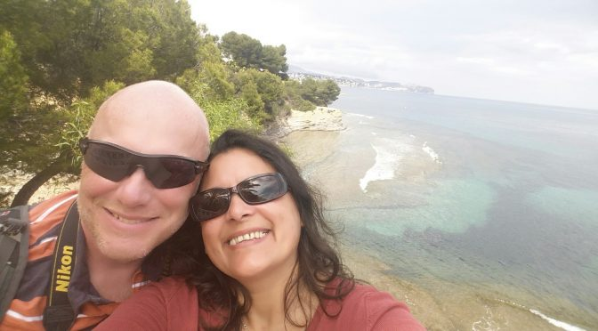 Two days in Calpe