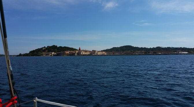 St Tropez and Port Grimaud