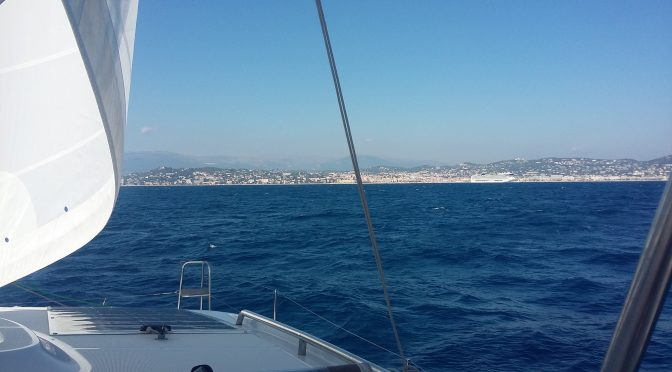 Frejus to Cannes