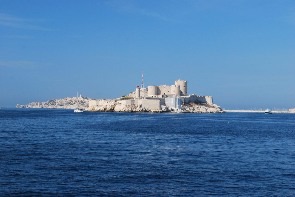 Ile D'If, setting for Dumas' Count of Monte Cristo