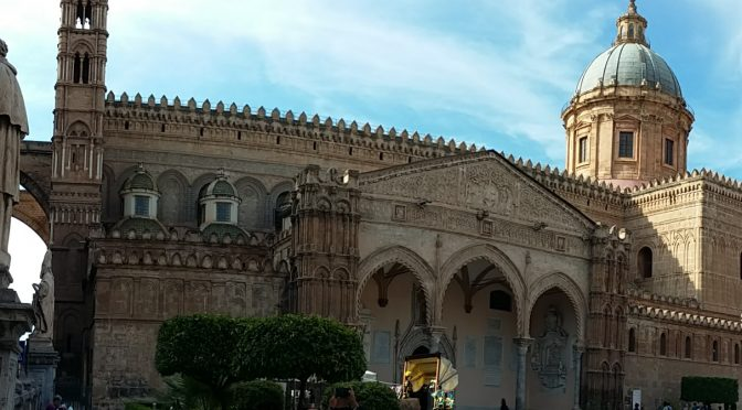Palermo Cathedral and the Quattro Canti