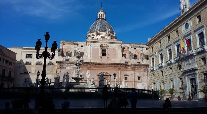 A few other monuments and churches in Palermo