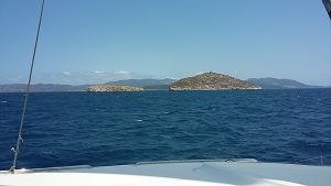 The islands of Verdhouyia, 22 knots of wind