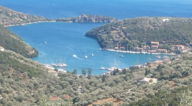 Sivota and the South Ionian Regatta