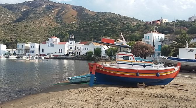 Moving to Nisyros
