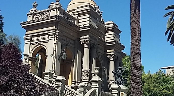 Santiago de Chile – some sights