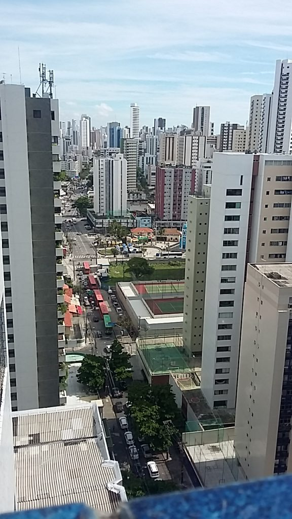 Recife by day