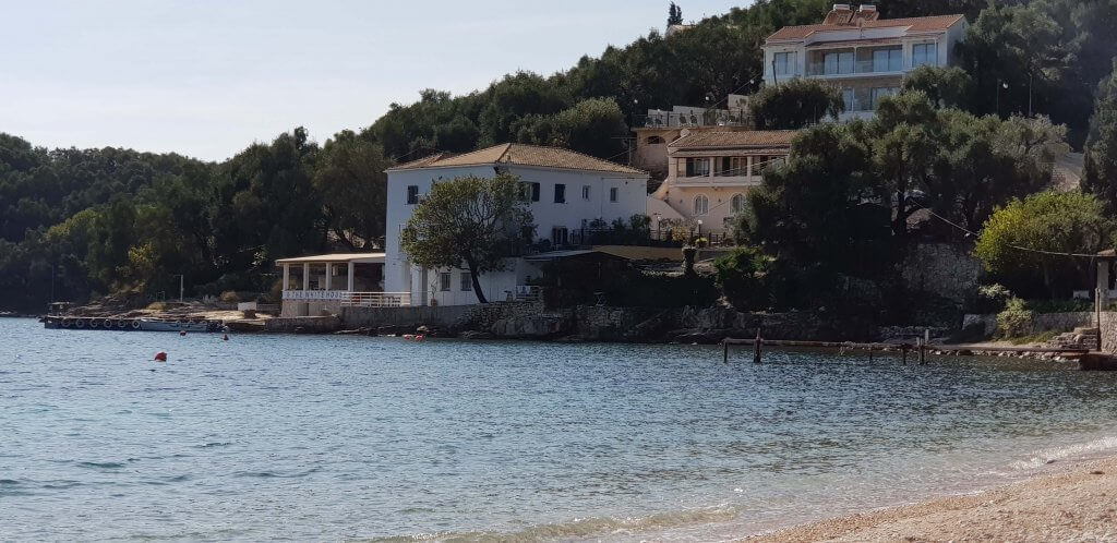 The Durrel's House, Kalami Beach, Corfu