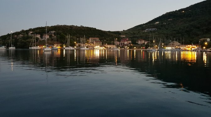 A Return to Lefkas